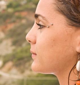Piercing Augenbrauen