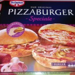 Pizzaburger Speciale