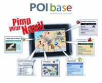 POIbase Navigations-Zusatzdaten