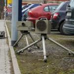 Radarfalle im Vogtland