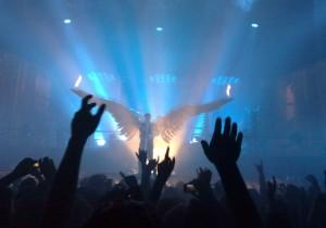 Rammstein - Engel Live @ Chemnitz Arena