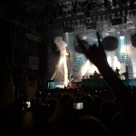 Rock im Park - Bühnenshow von Rammstein