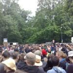 Rock im Park 2010 - Menschenmassen