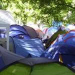 Rock im Park 2010 - Zeltplatz voll