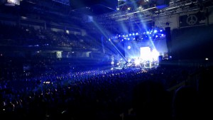 Rudimental in der Arena Nürnberg