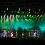 SEEED beim Highfield 2011