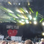 Simple Plan bei RiP