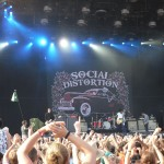 Social Distortion bei Rock im Park 2011