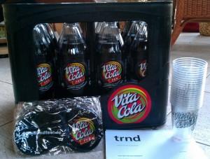 Vita Cola Pur Produkttest