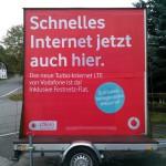 Vodafone LTE im Vogtland