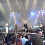 Vogtland Arena - Konzert der Prinzen