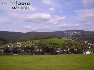Vogtland-Klingenthal im September 2010
