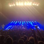 Volbeat Fans auf der Bühne