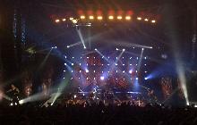 Volbeat Konzert vom 13.11. in Chemnitz