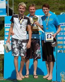 Wasser-Skisprung-WM 2009