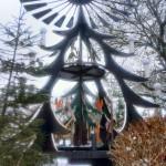 Weihnachtspyramide in Neustadt