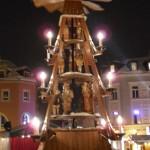Weihnachtspyramide in Plauen