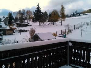 Wintersaison 2012 in Klingenthal