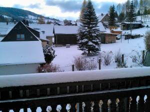 Winterzeit im Vogtland - Klingenthal, Oktober 2012